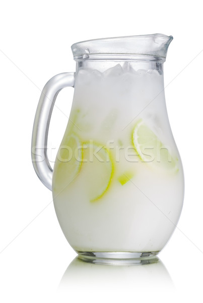 Brazilian lemonade pitcher Stock photo © maxsol7