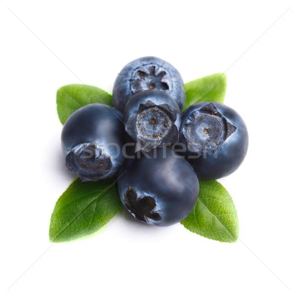 Blueberry Stock photo © maxsol7