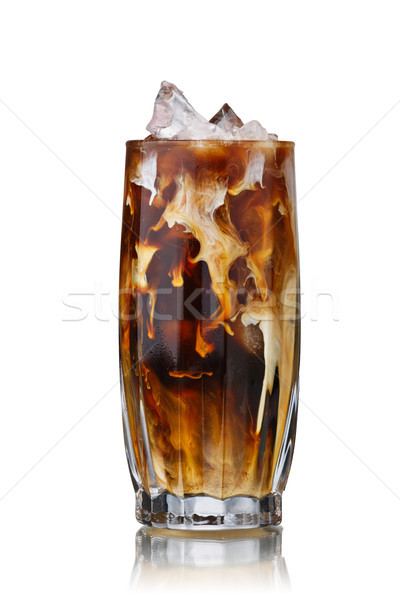 Iced coffee Stock photo © maxsol7