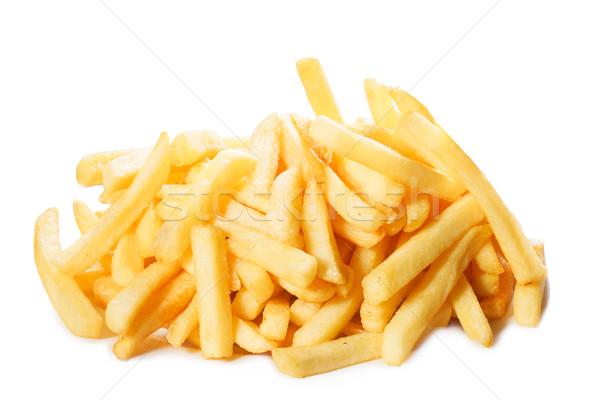 Groot aardappel fast food Stockfoto © maxsol7