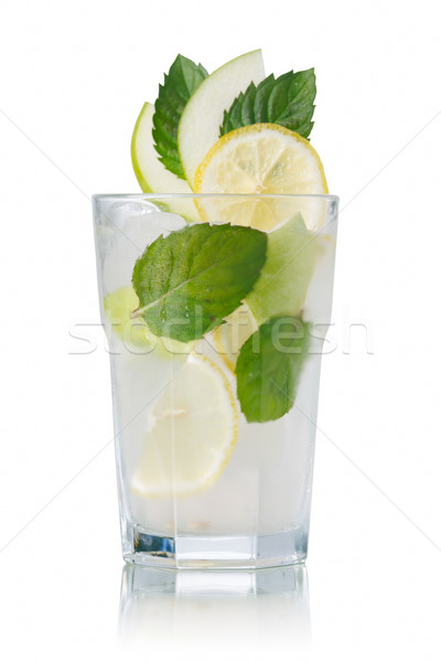 Apple mojito Stock photo © maxsol7
