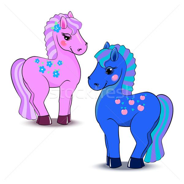 Little pony Stock photo © Mayamy