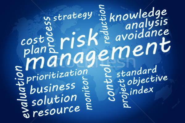Stock photo: Risk Management