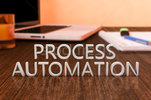 Process Automation Stock photo © Mazirama