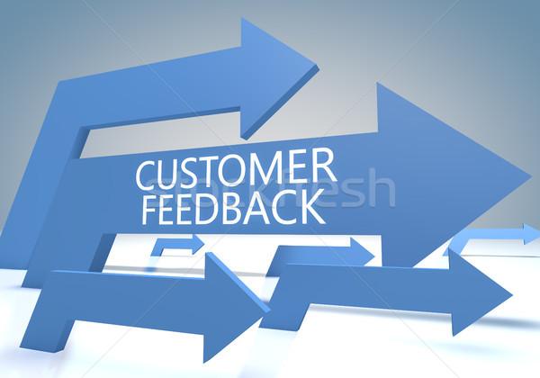 Customer Feedback Stock photo © Mazirama