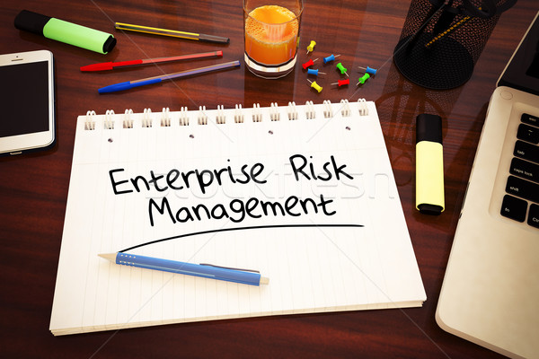 Enterprise Risk Management Stock photo © Mazirama