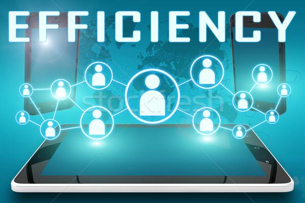 Efficiency Stock photo © Mazirama