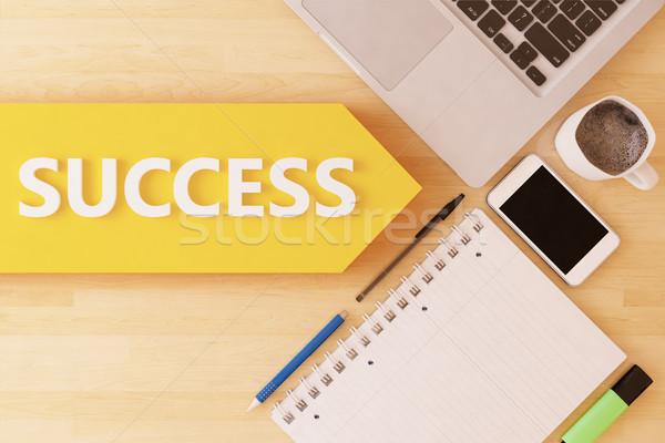 Success Stock photo © Mazirama