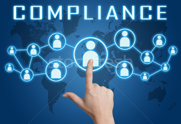 Compliance Stock photo © Mazirama