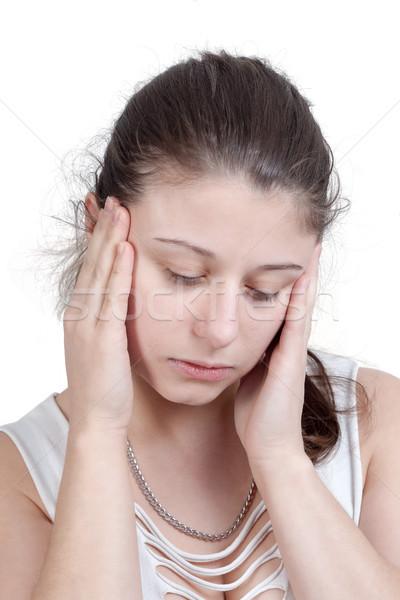 headache Stock photo © Mazirama