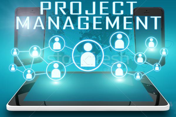 Project Management Stock photo © Mazirama