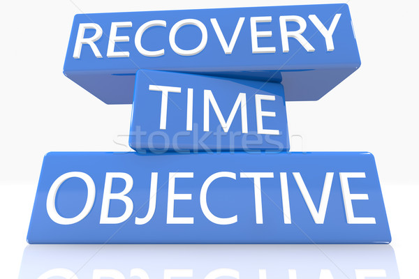 Recovery Time Objective Stock photo © Mazirama