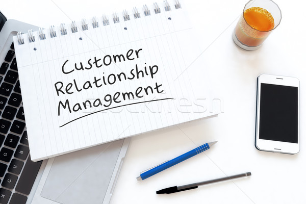 Stock photo: Customer Relationship Management