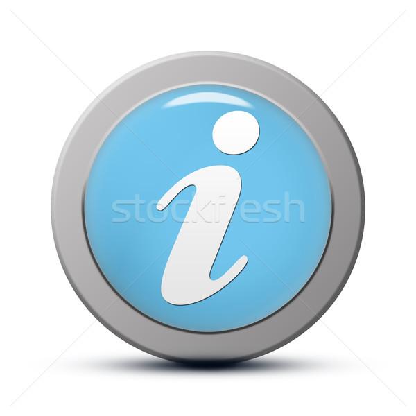 Info icon  Stock photo © Mazirama