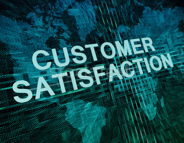 Customer Satisfaction Stock photo © Mazirama