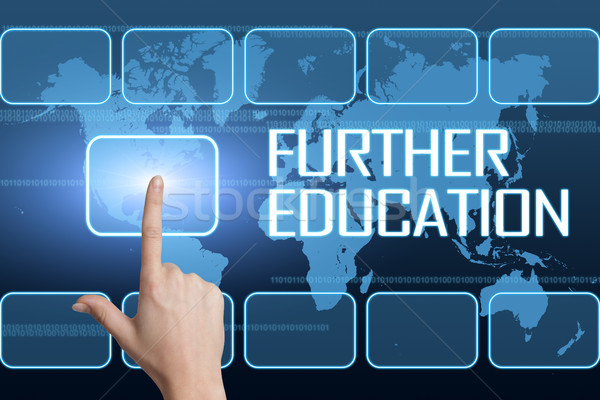Stock photo: Further Education