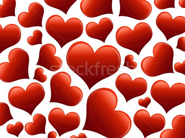 Valentines Day Card Stock photo © Mazirama