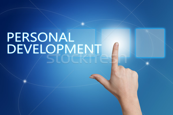Stock photo: Personal Development