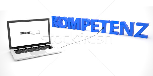 Kompetenz Stock photo © Mazirama