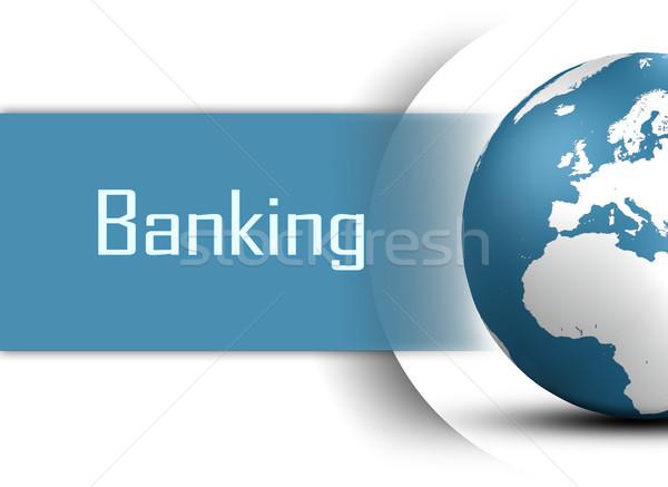Banking Stock photo © Mazirama