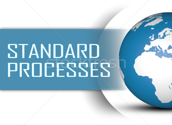 Stock photo: Standard Processes