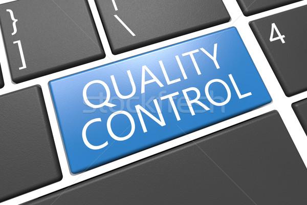 Quality Control Stock photo © Mazirama