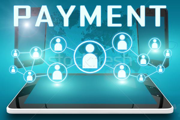 Payment Stock photo © Mazirama