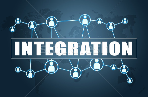 Integration Stock photo © Mazirama