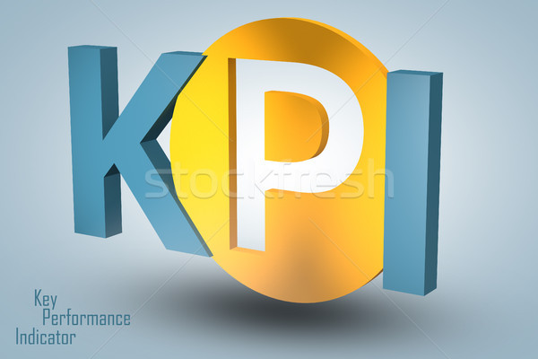 Key Performance Indicator Stock photo © Mazirama