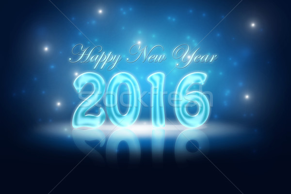 New Years Eve 2016 Stock photo © Mazirama