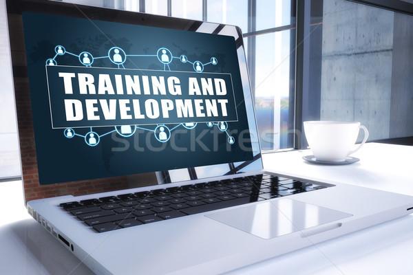 Training and Development Stock photo © Mazirama