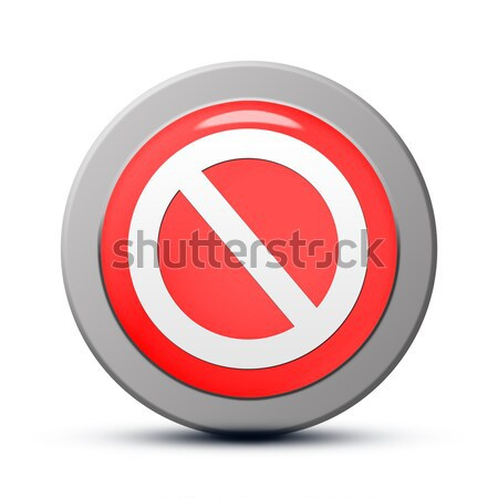 Access denied icon Stock photo © Mazirama