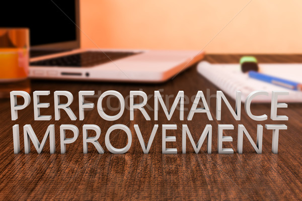 Performance Improvement Stock photo © Mazirama