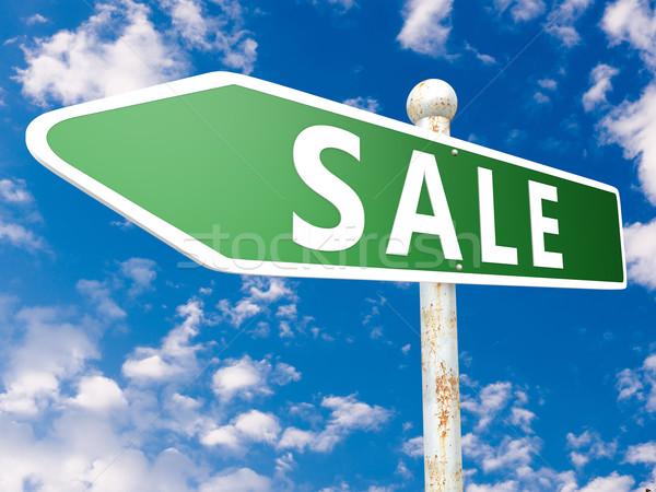 Sale Stock photo © Mazirama