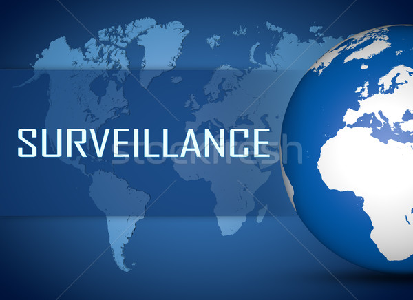 Surveillance Stock photo © Mazirama