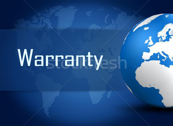 Warranty Stock photo © Mazirama