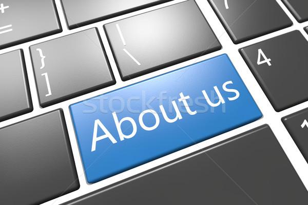 About us Stock photo © Mazirama