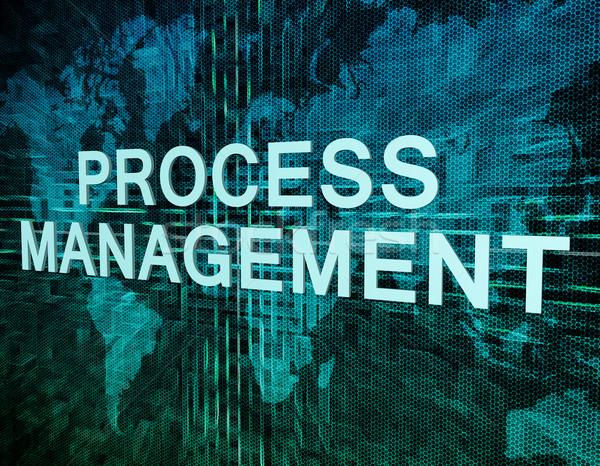 Process Management Stock photo © Mazirama