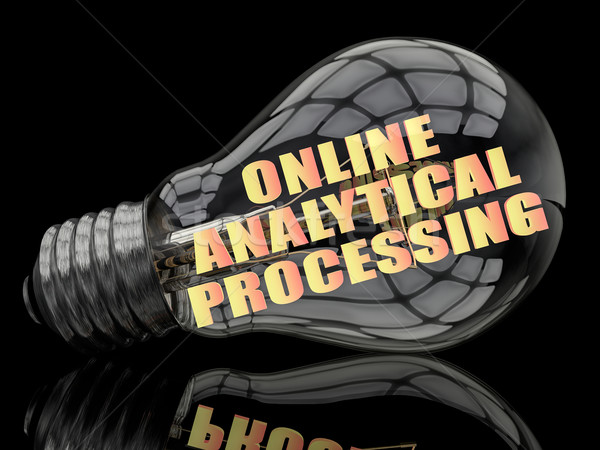 Online Analytical Processing Stock photo © Mazirama
