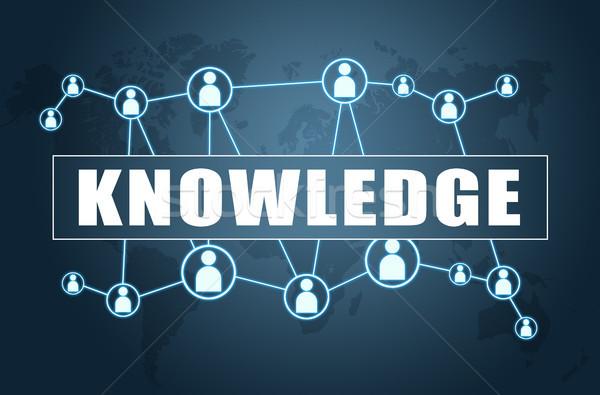 Knowledge Stock photo © Mazirama