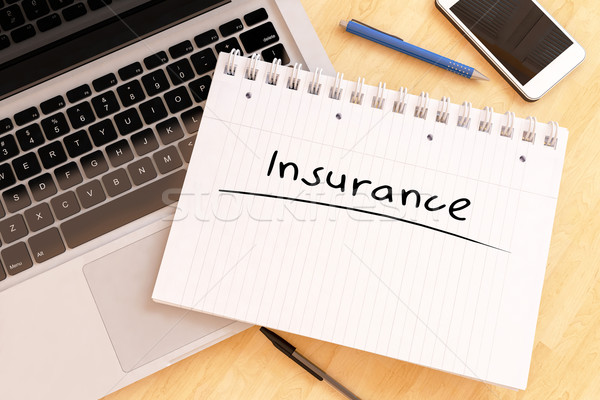 Insurance Stock photo © Mazirama