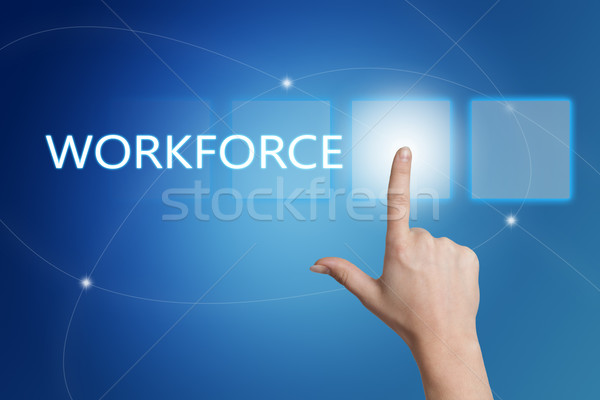 Workforce Stock photo © Mazirama