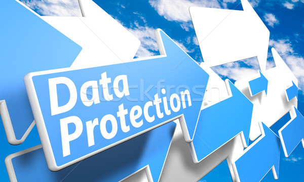 Data Protection Stock photo © Mazirama