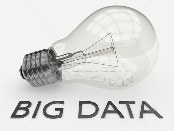 Big Data Stock photo © Mazirama