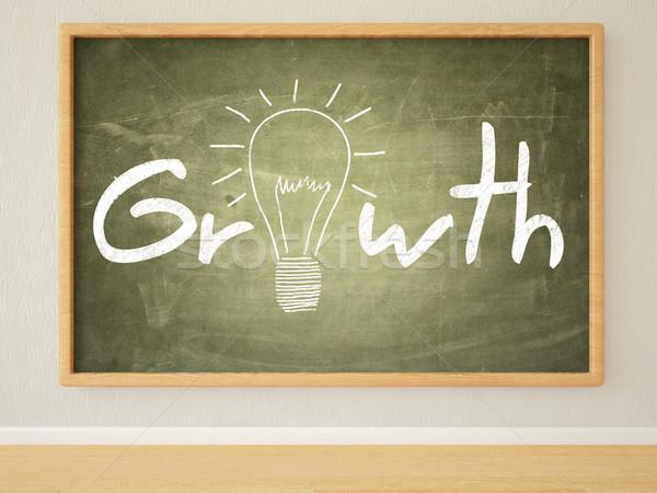 Growth Stock photo © Mazirama