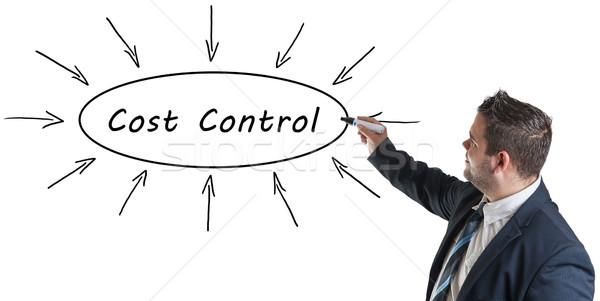 Cost Control Stock photo © Mazirama
