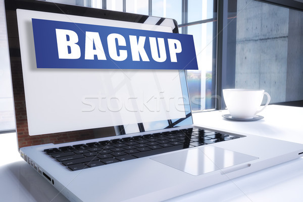 Backup Stock photo © Mazirama