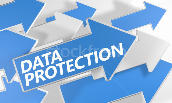 Stock photo: Data Protection