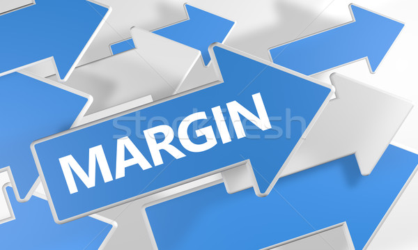 Margin Stock photo © Mazirama