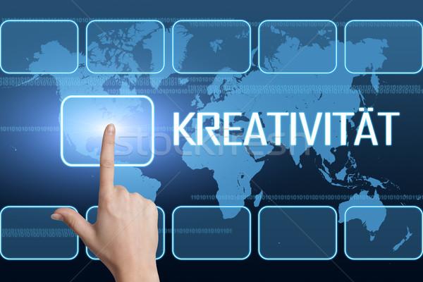 Kreativitaet Stock photo © Mazirama